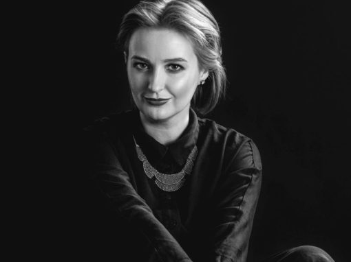 Anastasiia Chornogorets -stylistka