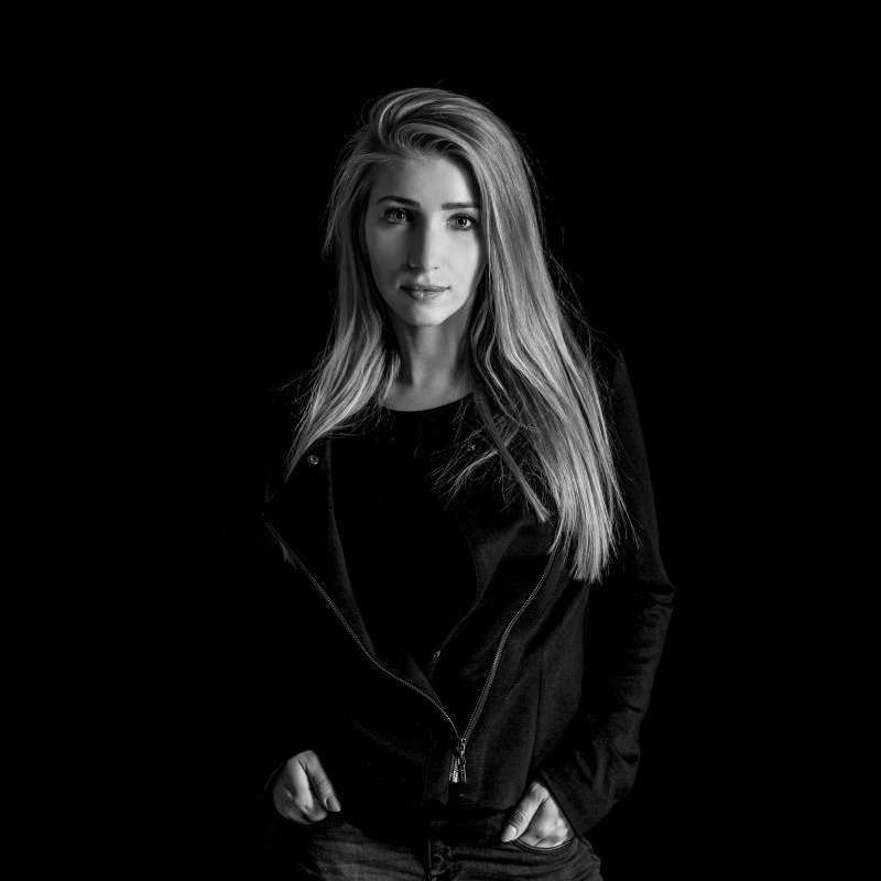 Justyna Wojtasińska -stylistka